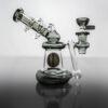 Rembrandt Glassworks Spiral Water Pipe