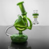 Rembrandt Glassworks Gasoline Water Pipe