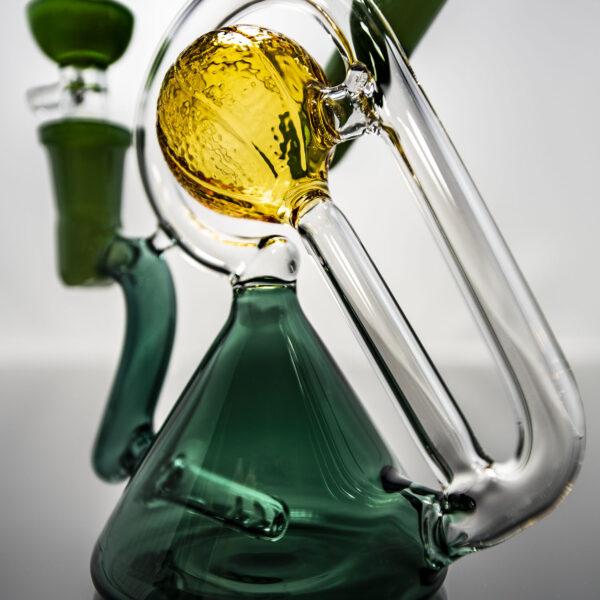 Rembrandt Glassworks Circuso Water Pipe