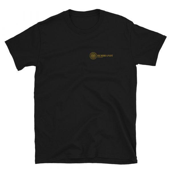 Rembrandt Logo 2 Short-Sleeve Unisex T-Shirt
